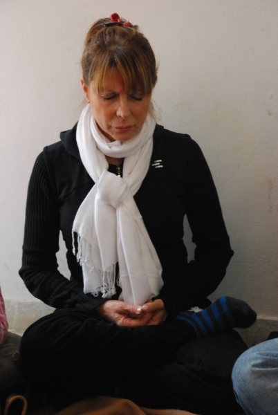 Graciela Rabino-Instructora de Meditación